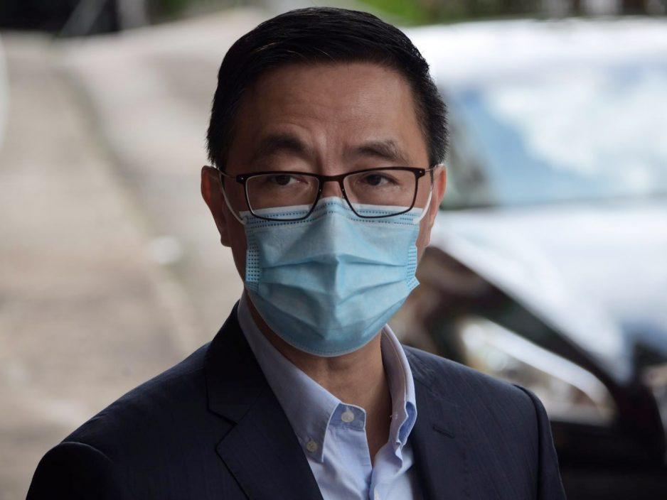 杨润雄指考虑要求不能打针的教师定期强检