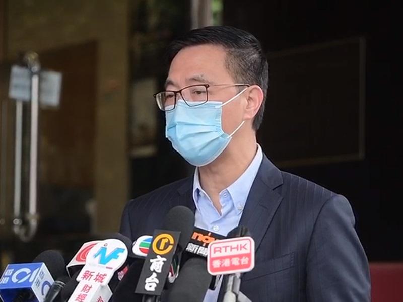 杨润雄指若学校装闭路电视需符合指引及私隐例
