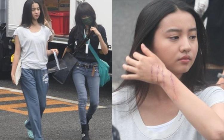 """阿妈静香监工 18岁木村光希做女主角惹网民质疑""""未够资格"""""""