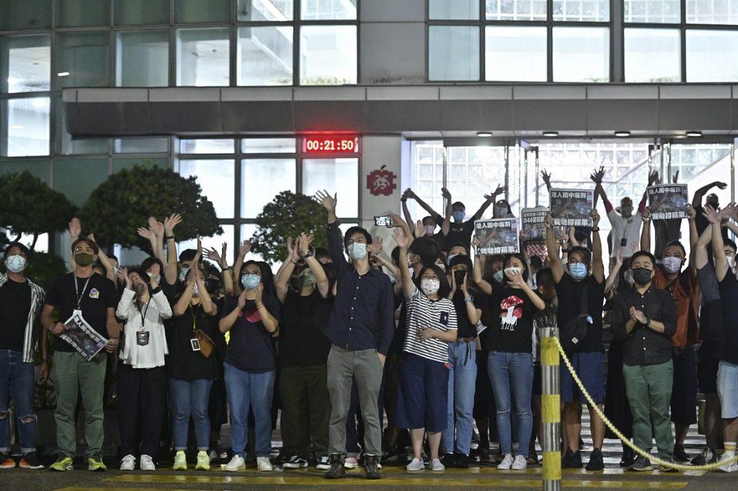 壹传媒工会在社交网站刊登解散启事