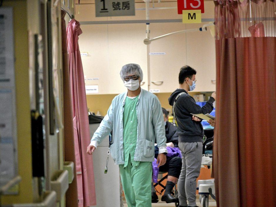 医管局:再多3名确诊病人出院 1人情况危殆