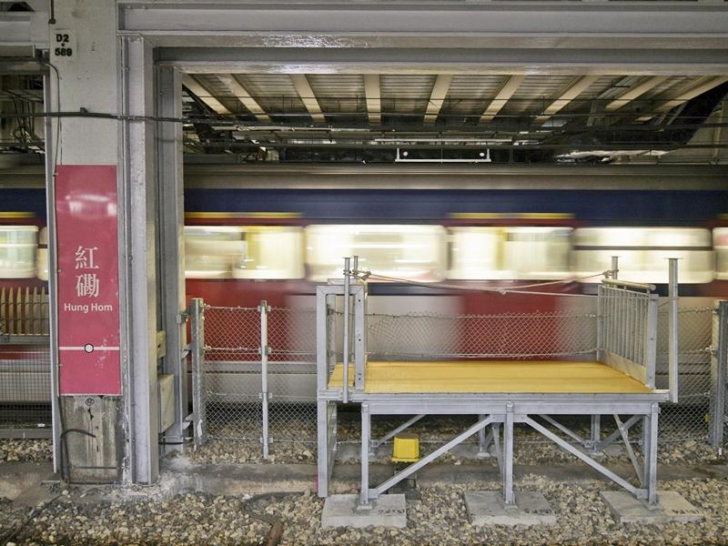 东铁线接驳工程完成 红磡至上水站列车服务今日回复正常