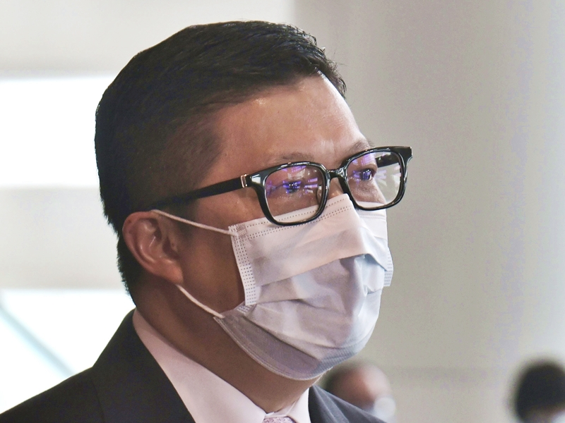 邓炳强:社会整体守法意识仍薄弱 港独份子未完全放弃
