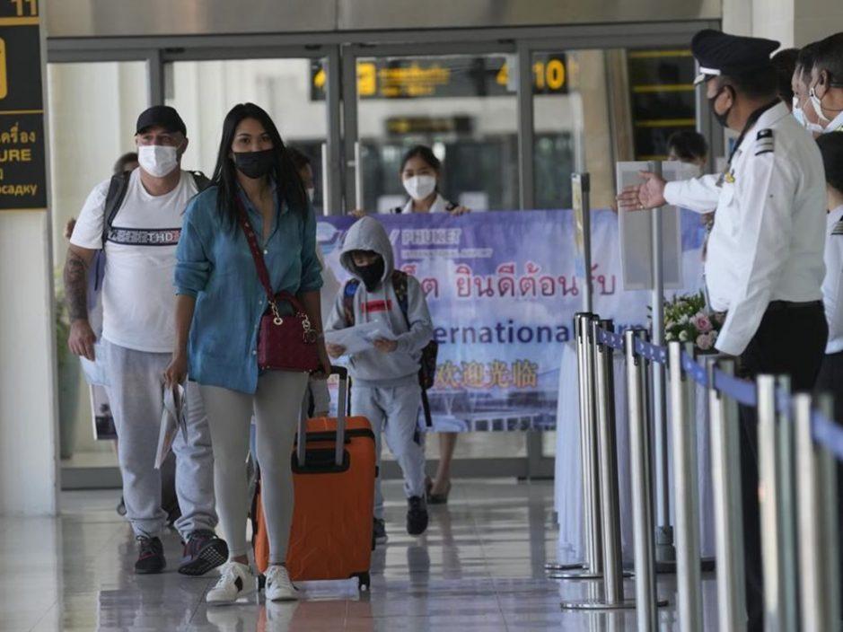 布吉开关仅4日1名旅客确诊 同机14人需检测隔离