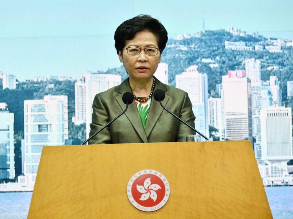 林郑10月6日发表任内最后一份《施政报告》