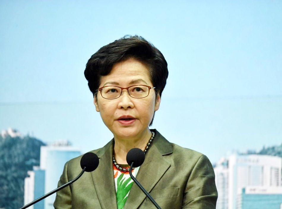 林郑:社交媒体欠监管长期散播假消息 民主党忧规管将影响言论自由