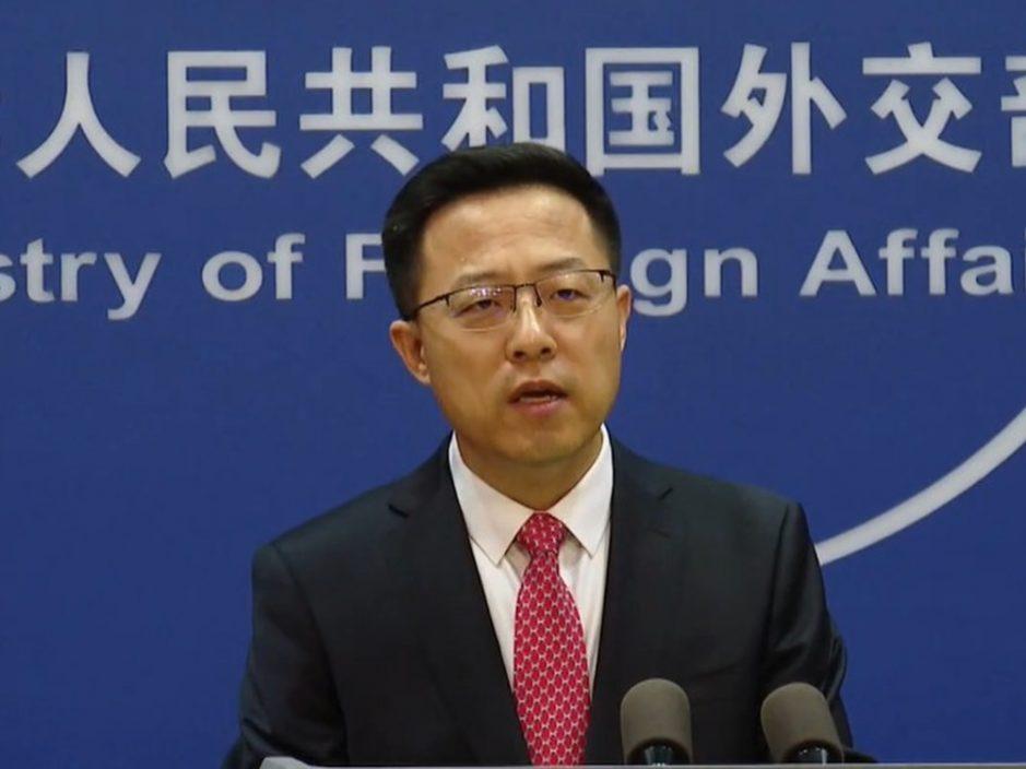 中国就赴美留学生签证被拒提出严正交涉