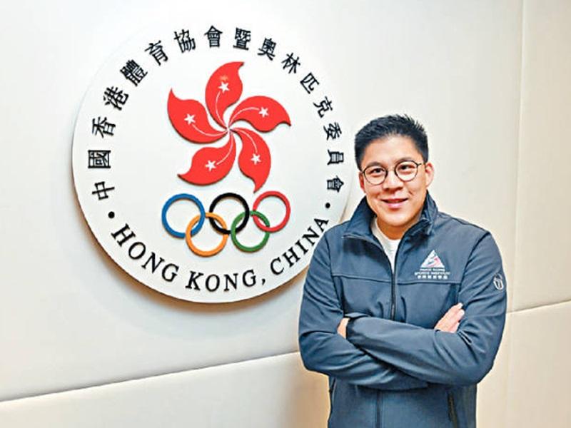 【东京奥运】霍启刚报喜 46运动员征东奥 回归以来新高