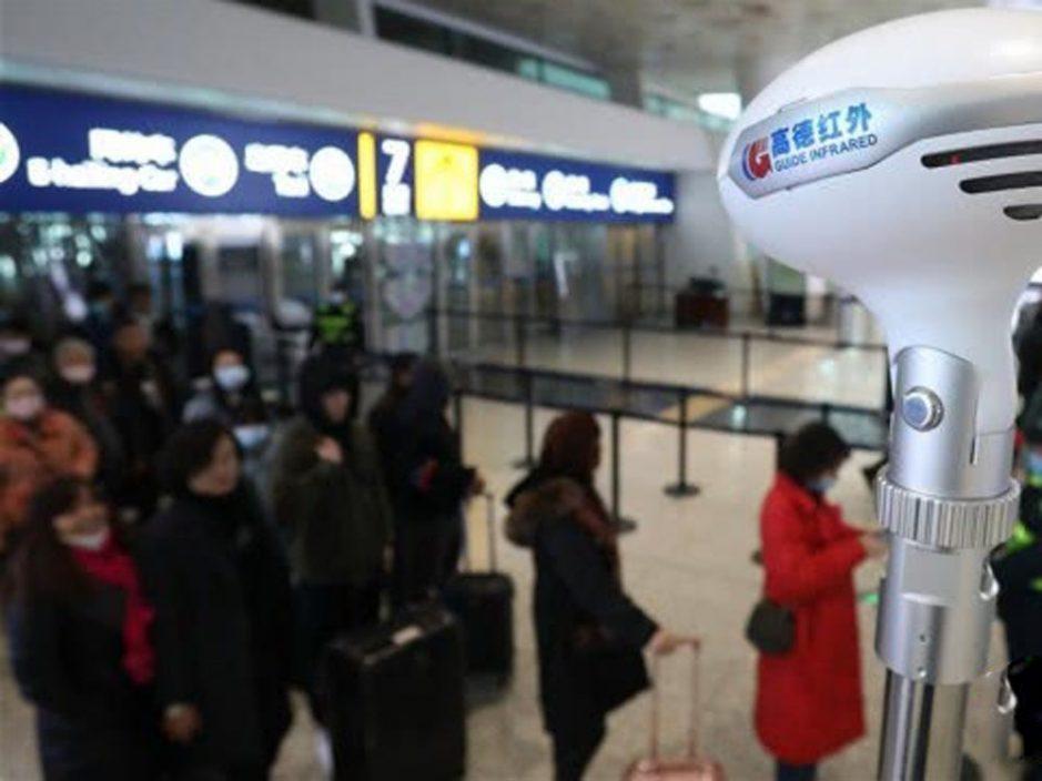 阿富汗飞往武汉同一航班发现22宗确诊30宗无症状感染
