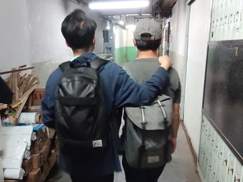 观塘派对房间违规营业 警拘29岁男负责人票控14客