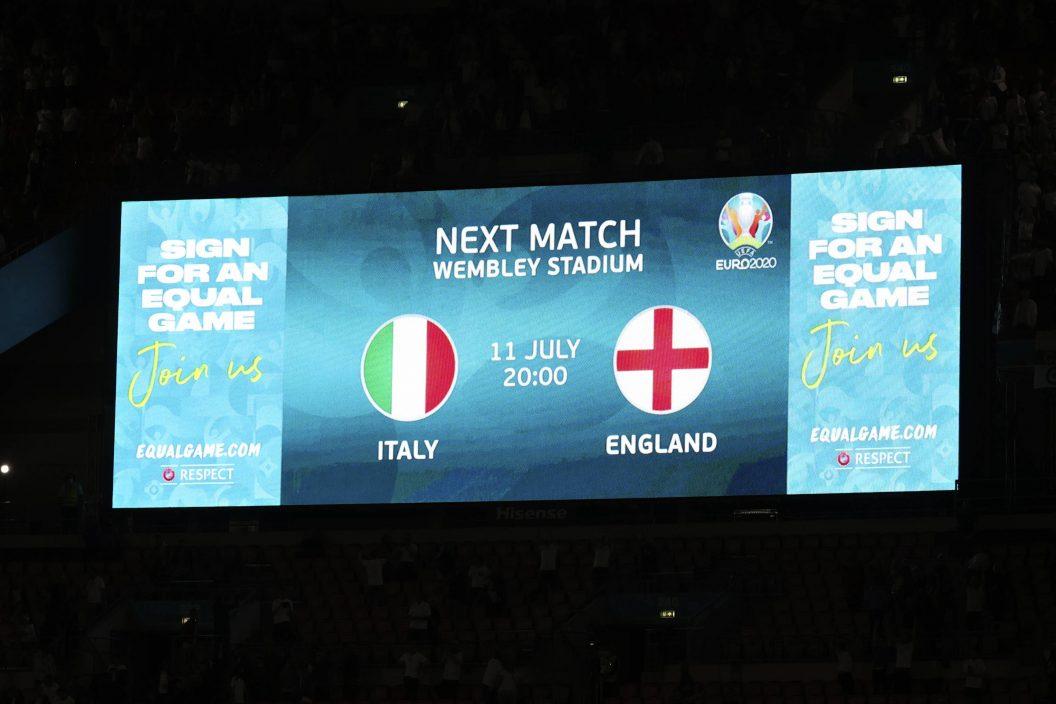 【欧国杯】英格兰终于入决赛 连尼加难以置信