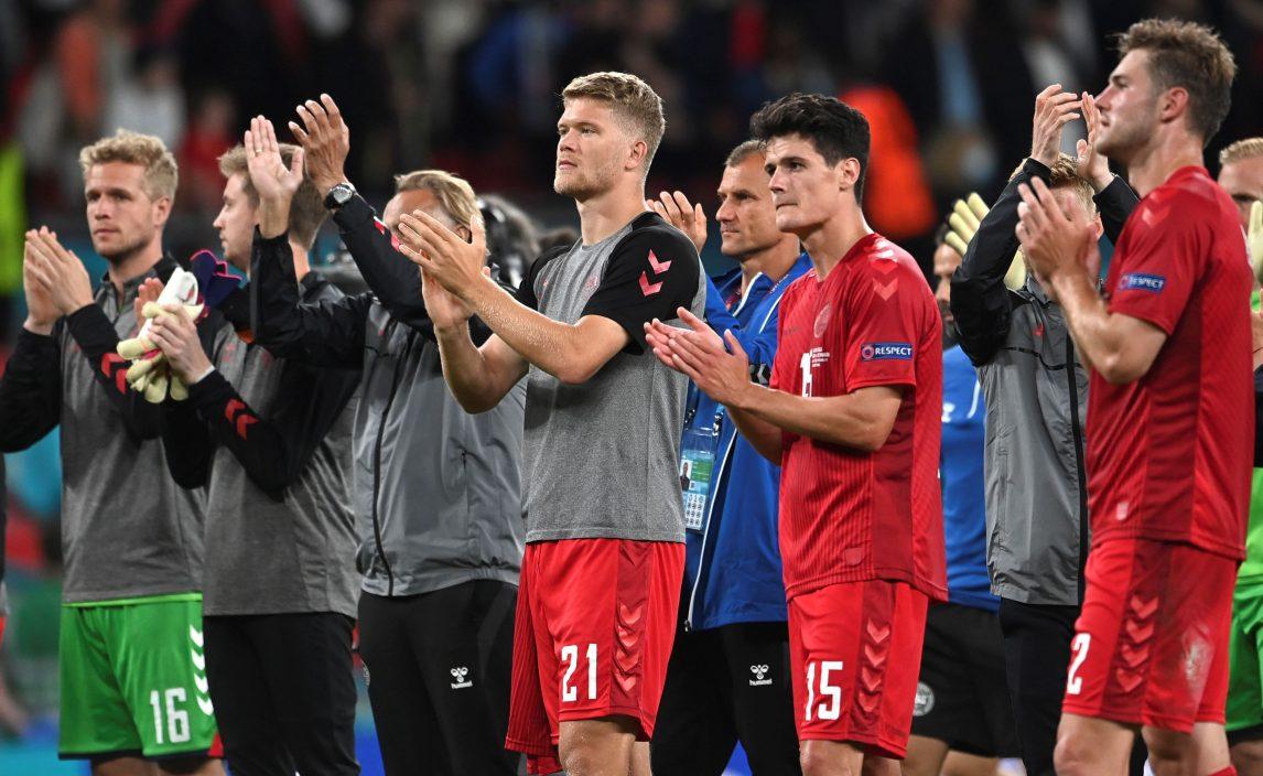 【欧国杯】英格兰十二码具争议 丹麦将帅齐声不满