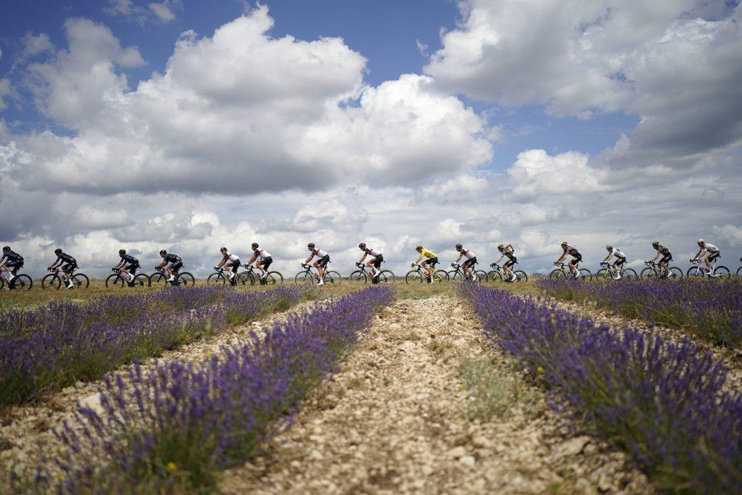 【自行车】环法第十一分站 比利时范阿尔特独踩三十三公里突围夺冠