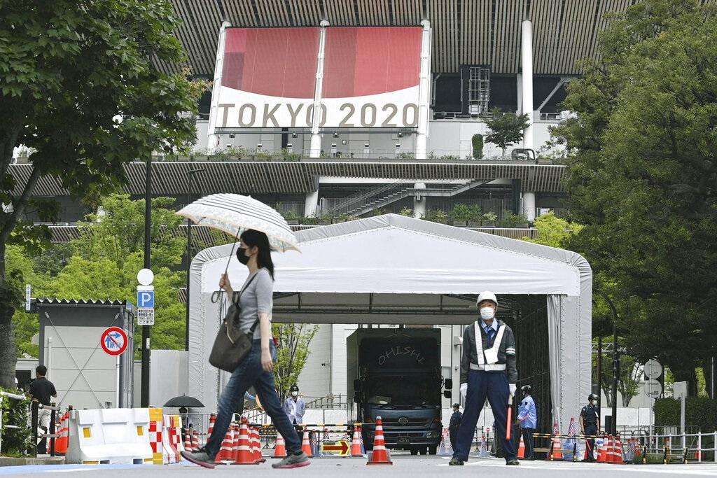 东京都奥运场馆全部闭门 菅义伟称不让海外运动员接触民众