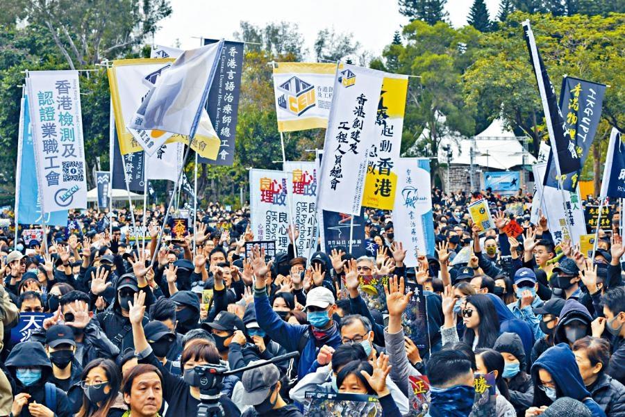 【新聞追擊】民陣臨時召集人鍾松輝 稱對財政情況一無所知